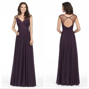 Hayley Paige occasions style 5750 bridesmaid Dress